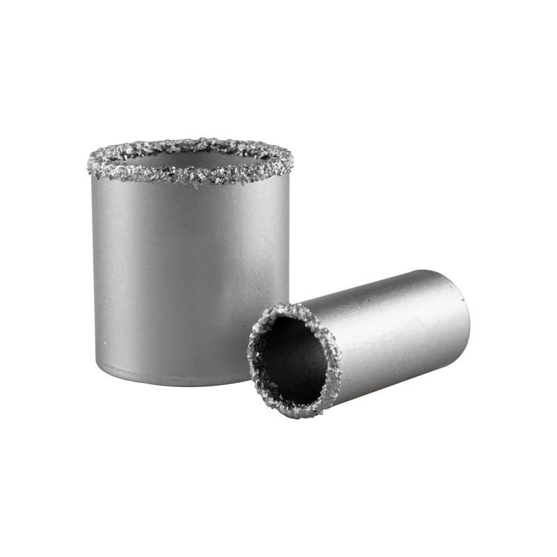 Sierra de carburo de tungsteno con eje