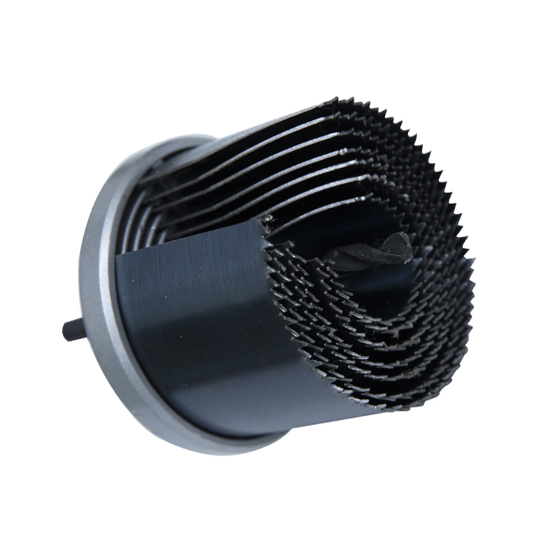 Juego de sierra de perforación de acero al carbono de 7 piezas 2 32-63 mm 2