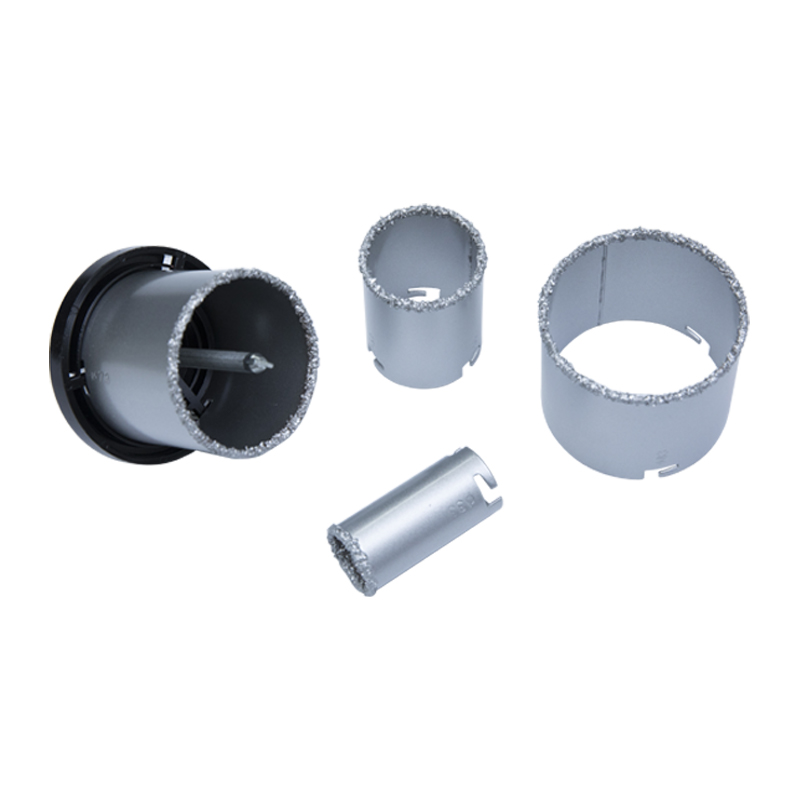 5pc Tungsten Carbide Gritted hole saw set