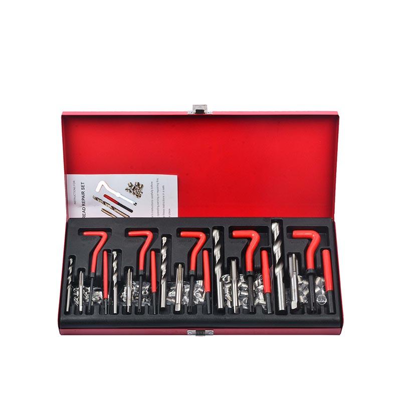 Kit de herramientas de reparación de roscas